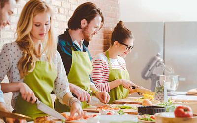 Les ateliers culinaires  nouvelle formule à découvrir