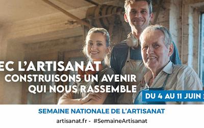 LA SEMAINE NATIONALE DE L'ARTISANAT