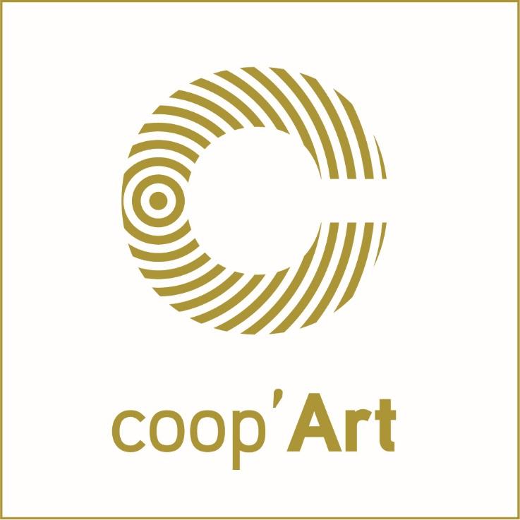 Coop'Art logo